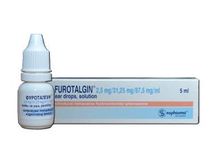 ფუროტალგინი / FUROTALGIN