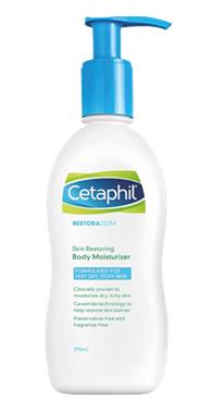 სეტაფილ რესტორადერმი ტანის დამატენიანებელი ლოსიონი / Skin Restoring Body Moisturizer