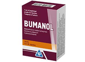 ბუმანოლი / BUMANOL