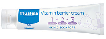 დამცავი ვიტამინიზირებული კრემი 123 - მუსტელა / Vitamin Barrier Cream123