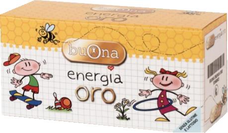 ბუონა ენერგია ორო / Buona Energia Oro