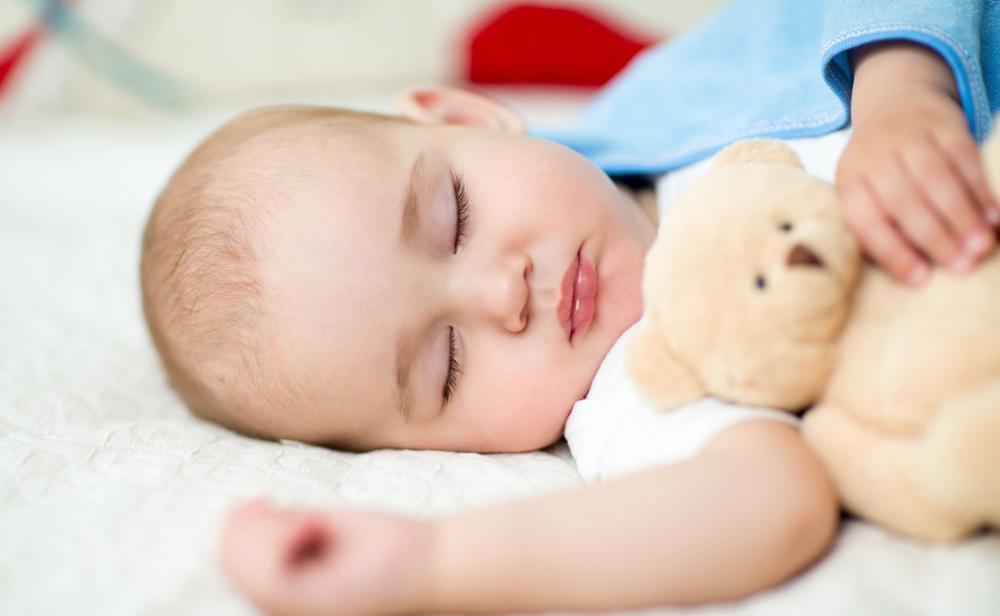 ძილის პრობლემები ბავშვებში