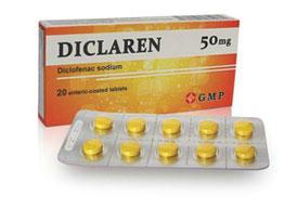 დიკლარენი / Diclaren