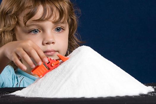 მარილის ჭარბი მოხმარება ბავშვებში