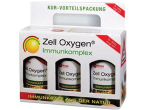 ცელ ოქსიგენ იმუნოკომპლექსი / Zell Oxygen Immunkompex