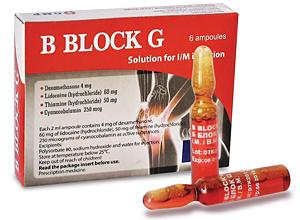 B ბლოკი G / B BLOCK G