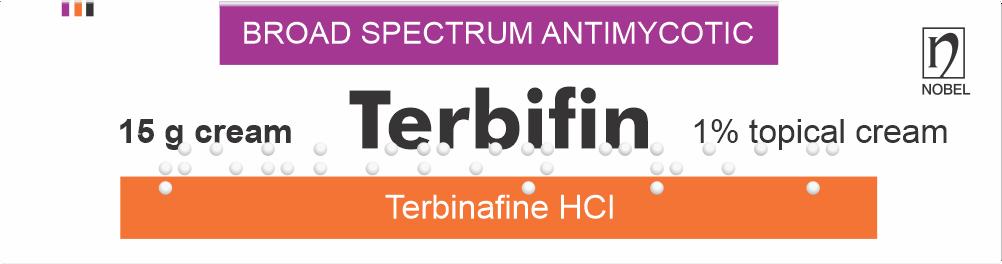ტერბიფინი / Terbinafine