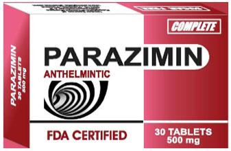 პარაზიმინი / Parazimin