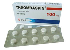 თრომბასპინი® / THROMBASPIN®