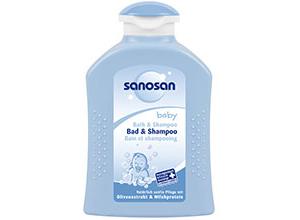 დასაბანი საშუალება და შამპუნი / Baby Bath & Shampoo