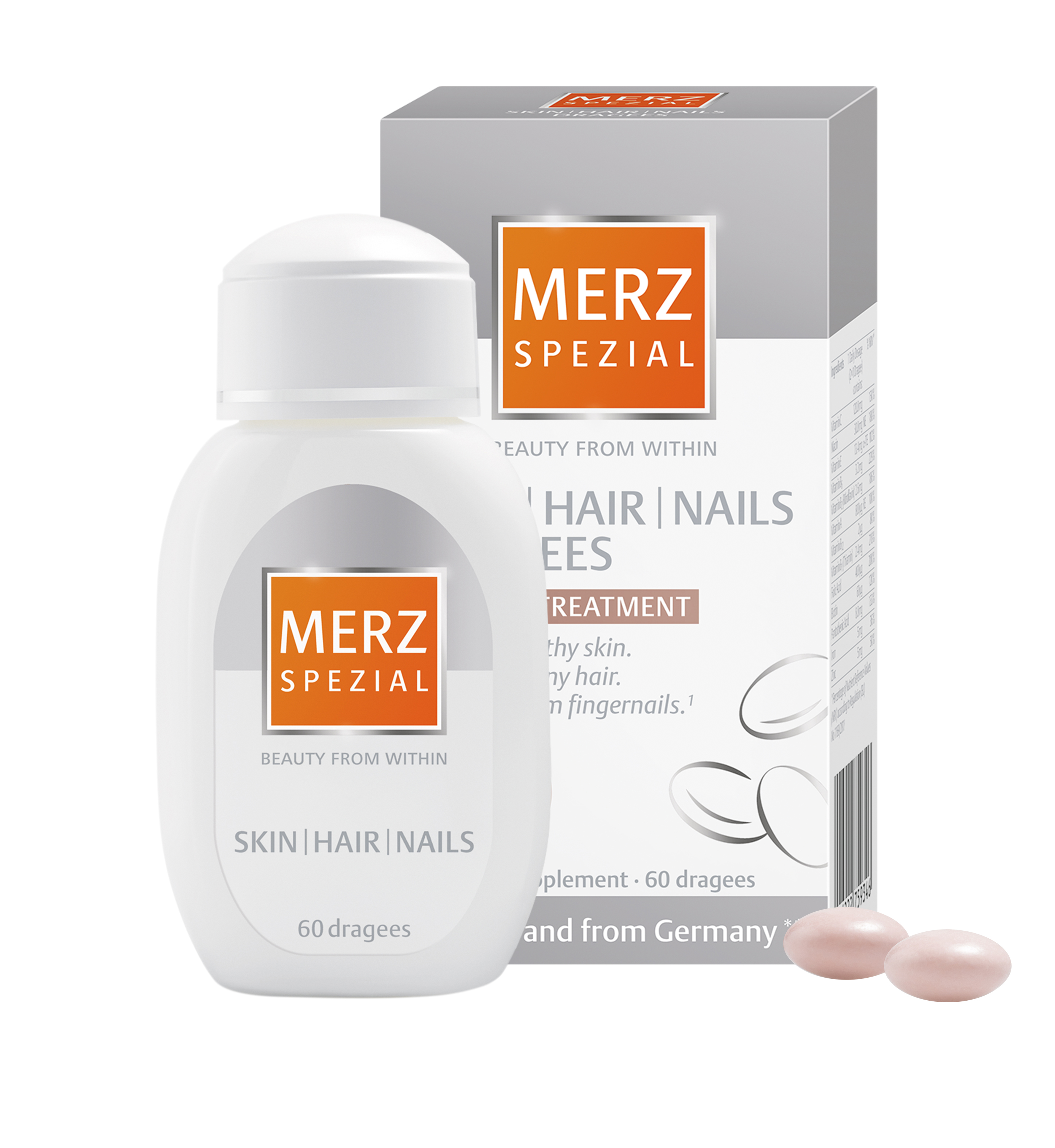 მერცის სპეციალური დრაჟე / Merz Spezial Dragees