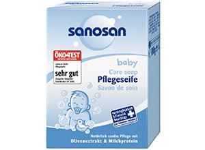 დამატენიანებელი საპონი / Baby Care Soap