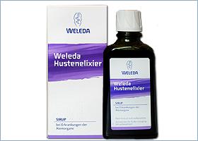 ველედა ხველების ელექსირი - ველედა / Weleda Hustenelixier