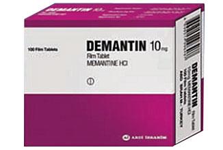დემანტინი / Demantin