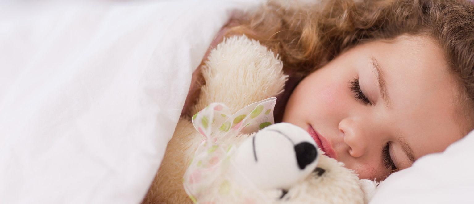 ბავშვი და ძილი