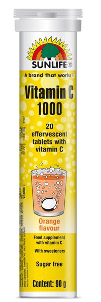 ვიტამინი  C 1000 / Vitamin C 1000