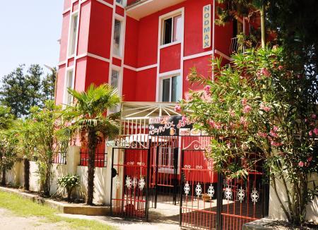 სასტუმრო ურეკში Nodmax