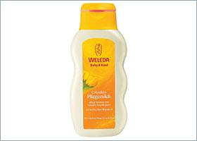 კალენდულას სხეულის მოსავლელი რძე - ველედა / Calendula-Pflegemilch