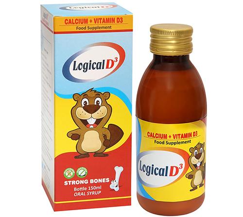 ლოჯიკალი D3 / Logical D3