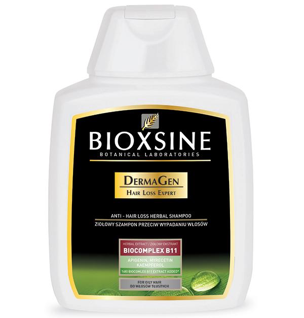 ბიოქსინი - შამპუნი ცხიმიანი თმისთვის ქალბატონების ხაზი / BIOXINE - FOR OIL HAIR