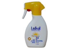 ლადივალი ბავშვებისთვის / Ladival for kids