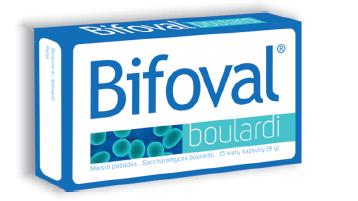 ბიფოვალი® ბულარდი / Bifoval® boulardi