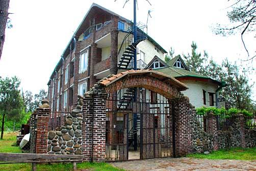 სასტუმრო ძველი სახლი