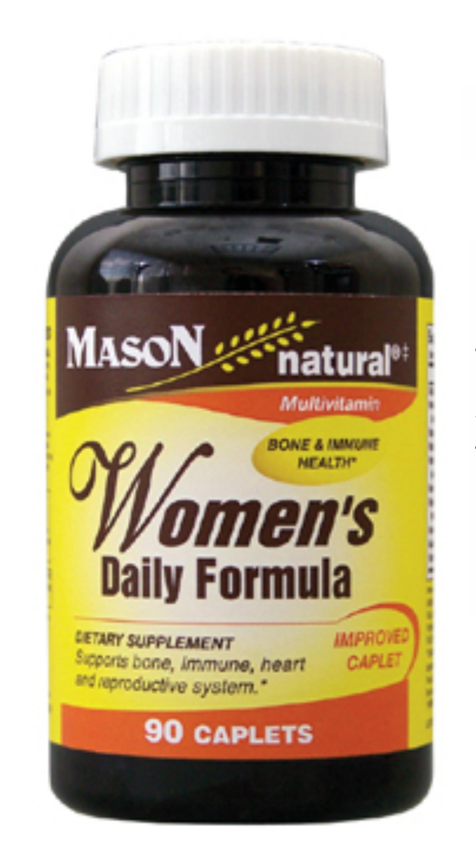 ქალის დღიური ფორმულა / Woman's Daily Formula