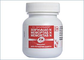 მემორტაბი N / MEMORTAB N