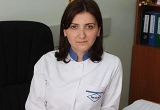 ელენე პაჭკორია MD, PhD