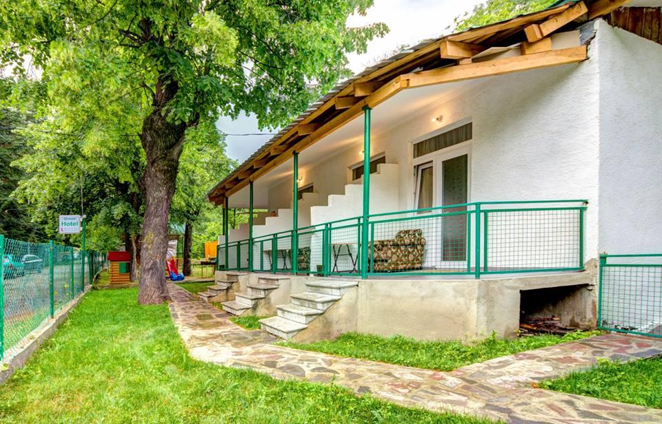 მწვანე სასტუმრო აბასთუმანში