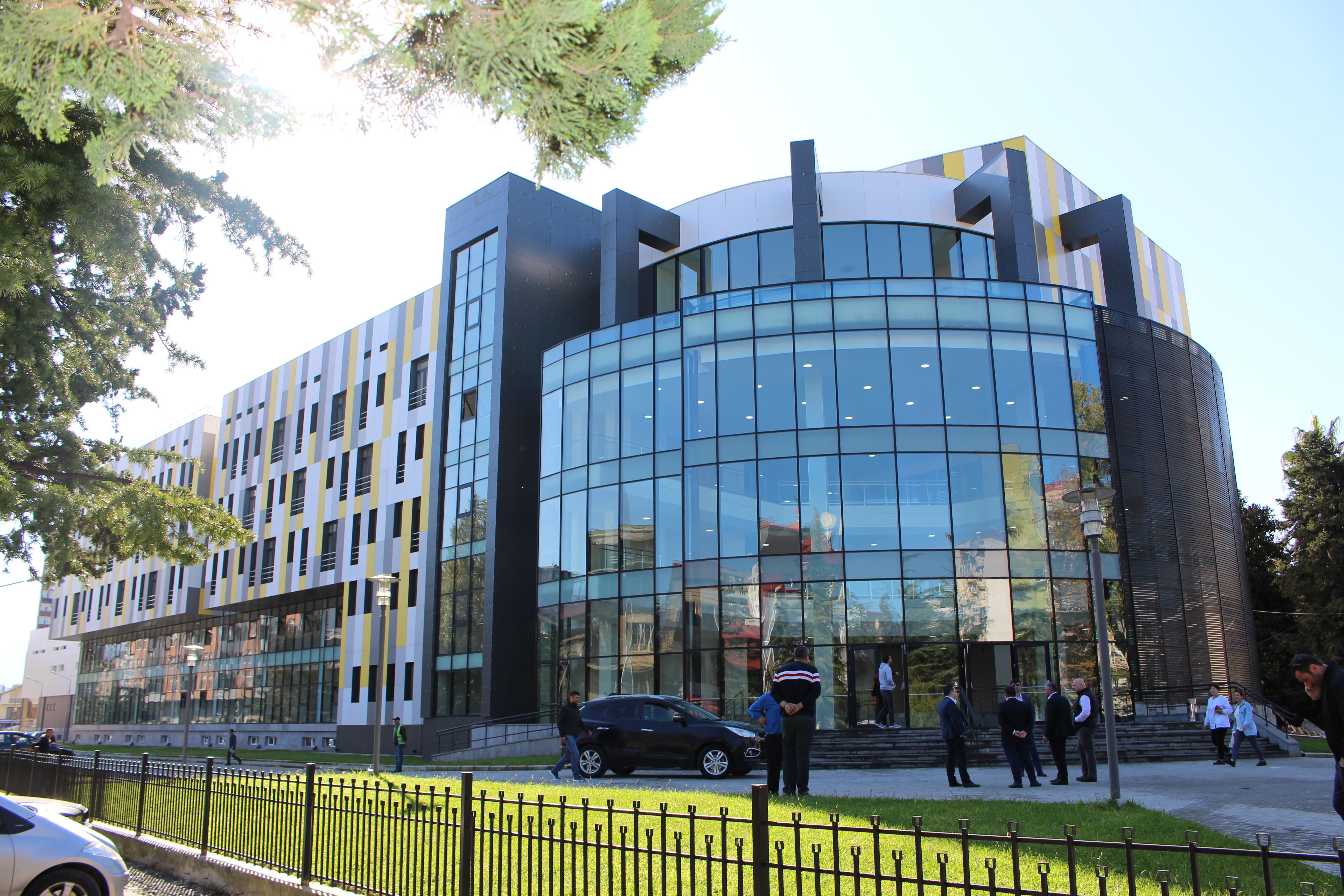 ბათუმის რესპუბლიკური საავადმყოფოს ახალი შენობა