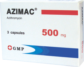 აზიმაკი ® / AZIMAC ®