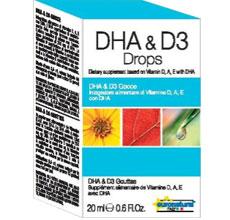 DHA & D3 / DHA & D3