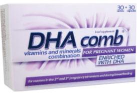 DHA კომბი / DHA comb