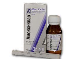 ამოქსიკლავი ® 2x / AMOKSIKLAV ® 2x