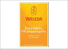 კალენდულას საპონი - ველედა / Calendula-Pflanzenseife