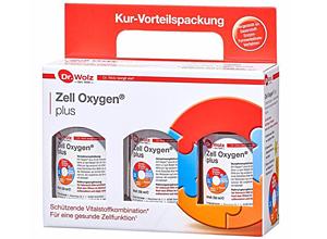 ცელლ ოქსიგენ პლიუსი / Zell Oxygen plus