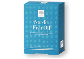 თევზის ქონი / Nordic Fish Oil