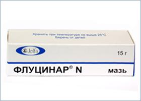 ფლუცინარი N / FLUCINAR N