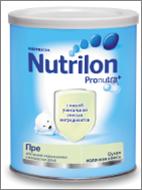 ნუტრილონ პრე / Nutrilon Pre