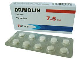 დრიმოლინი / DRIMOLIN