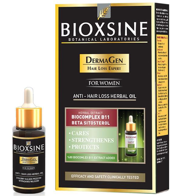 ბიოქსინი - თმის ზეთი ქალბატონების ხაზი / BIOXINE - HAIR OIL