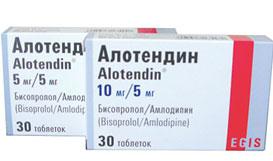 ალოტენდინი / ALOTENDIN
