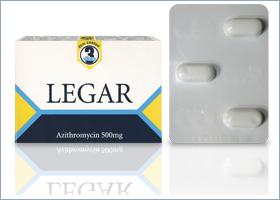 ლეგარი / LEGAR